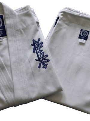 Enso Sanchin Kyokushin Gi Full