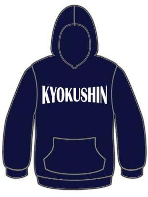 Enso Kyokushin Warrior Hoodie Front