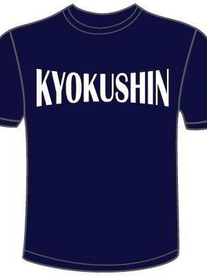 Enso Kyokushin Warrior Tee Front